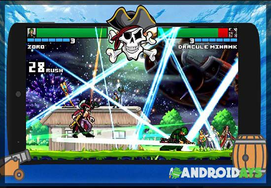 Game One Piece Android Battele Of Pirates