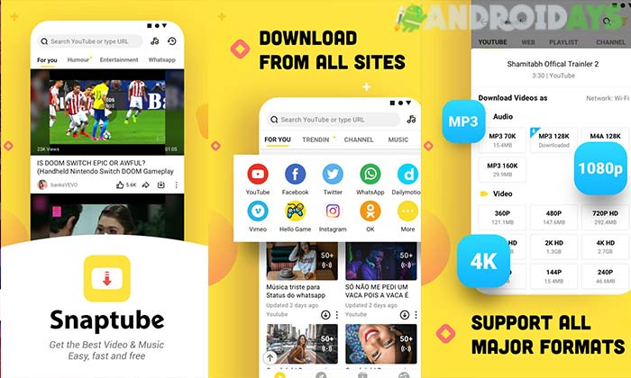 Aplikasi Download Video Youtube Android