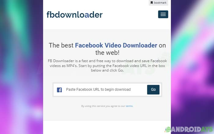 FB Downloader