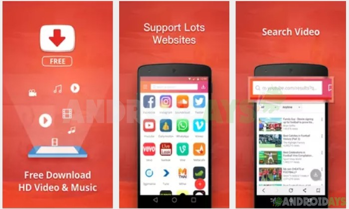 Aplikasi Download Video Android Instube